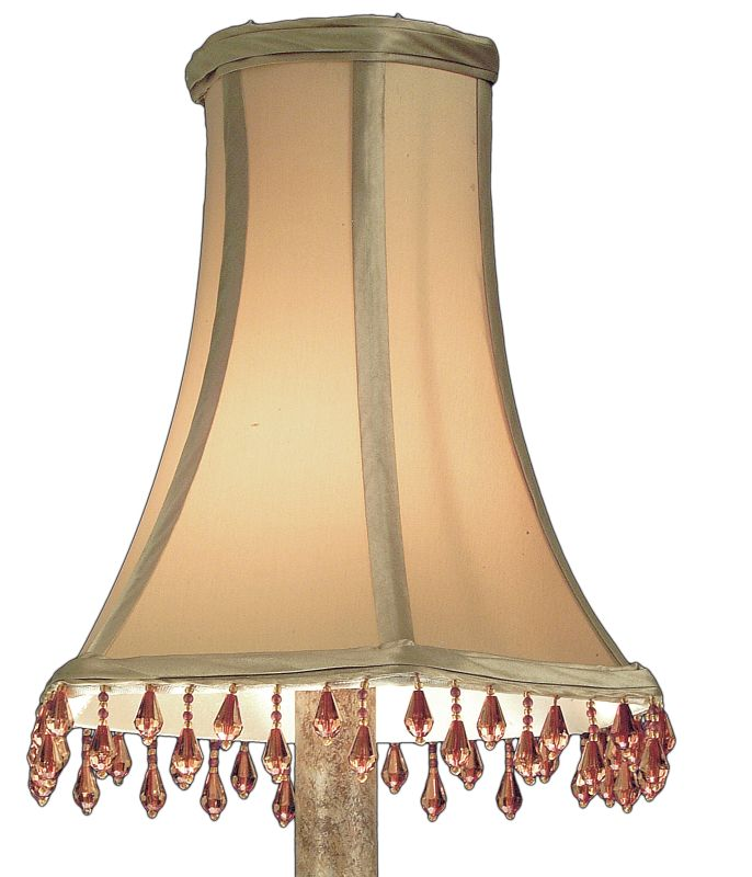 Kalco S15 Large Beaded Taupe Shade Large Beaded Taupe Accessory