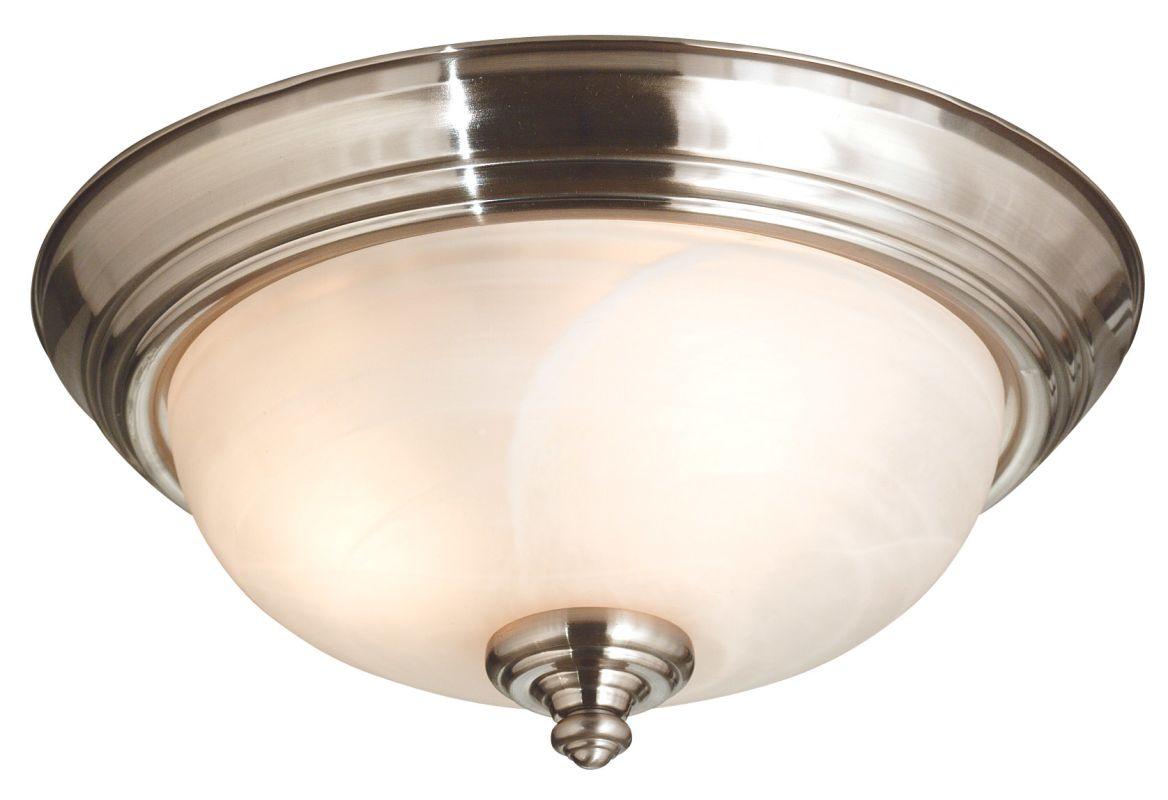 Kenroy Home 10507 Two Light Down Lighting Flush Mount Ceiling Fixture