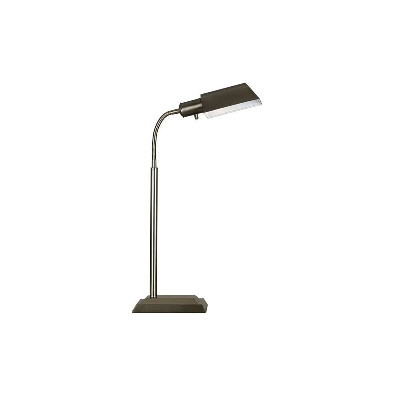 Kenroy Home 20966 Single Light Adjustable Table Lamp from the Steward