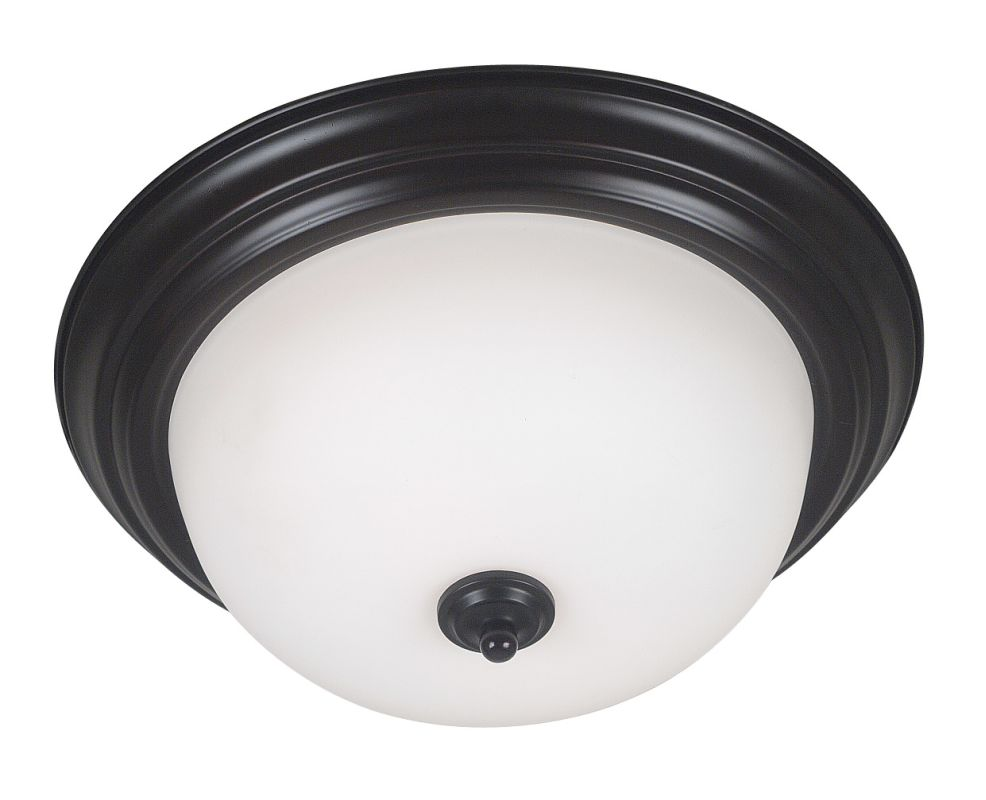 Kenroy Home 80364 Energy Star Two Light Flush Mount Ceiling Fixture Sale $18.00 ITEM: bci906636 ID#:80364ORB UPC: 53392097844 :