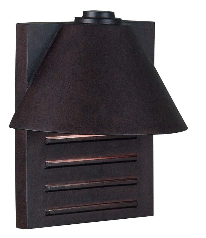 Kenroy Home 10161COP Fairbanks 1 Light Large Outdoor Wall Sconce with Sale $73.80 ITEM: bci993898 ID#:10161COP UPC: 53392102791 :