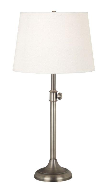 Kenroy Home 20954VB Tifton 1 Light Table Lamp Vintage Brass Lamps