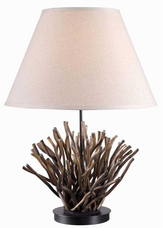 Kenroy Home 21081 Piper 1 Light Table Lamp Natural Reed Lamps Sale $118.00 ITEM: bci1676962 ID#:21081NR UPC: 53392051495 :