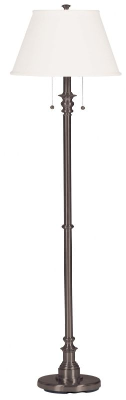 Kenroy Home 30438 Spyglass 2 Light Floor Lamp Bronze Lamps
