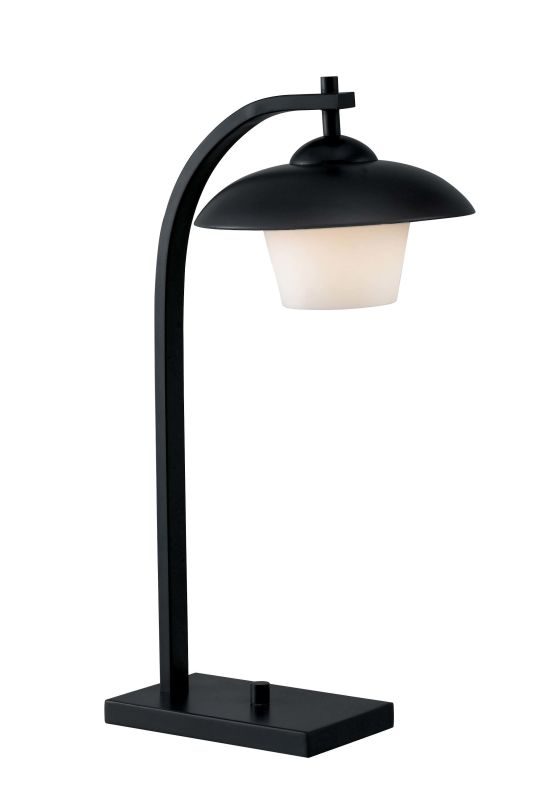 Kenroy Home 32001 Lika 1 Light Table Lamp Oil Rubbed Bronze Lamps