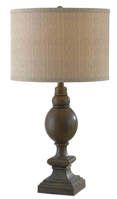 Kenroy Home 32098 Andover 1 Light Table Lamp Driftwood Lamps Sale $108.00 ITEM: bci1593211 ID#:32098DW UPC: 53392073817 :