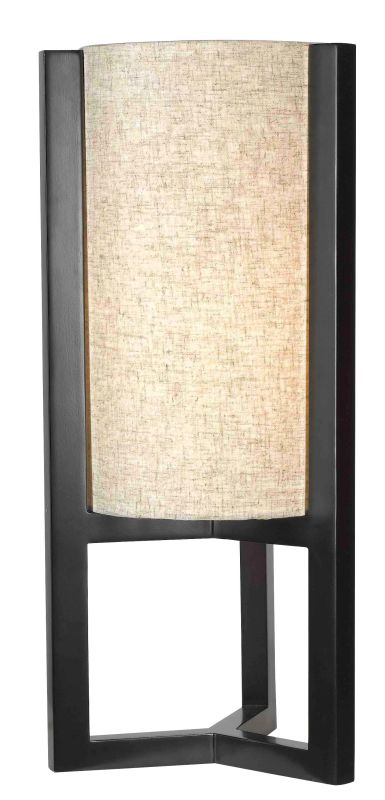 Kenroy Home 32161 Teton 1 Light Table Lamp Madera Bronze Lamps Accent Sale $110.16 ITEM: bci1764333 ID#:32161MBR UPC: 53392116309 :