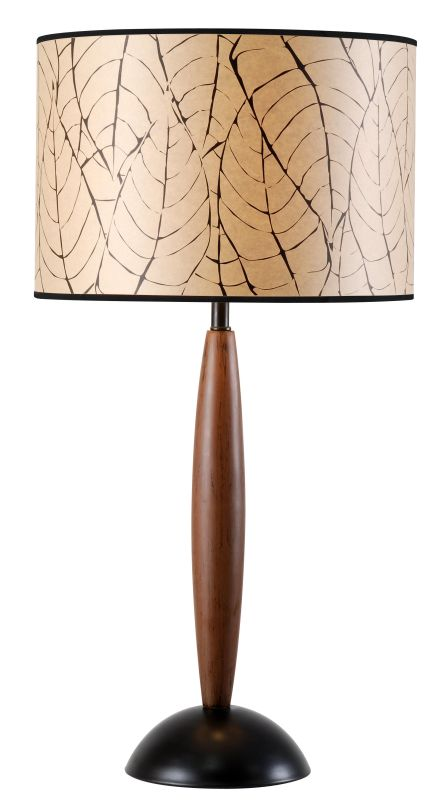 "Kenroy Home 32634 Honduras 1 Light 29"" Tall Table Lamp with Cream"
