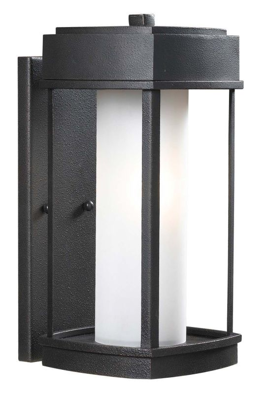 Kenroy Home 92003 Sentinel 1 Light Large Outdoor Wall Sconce Copper