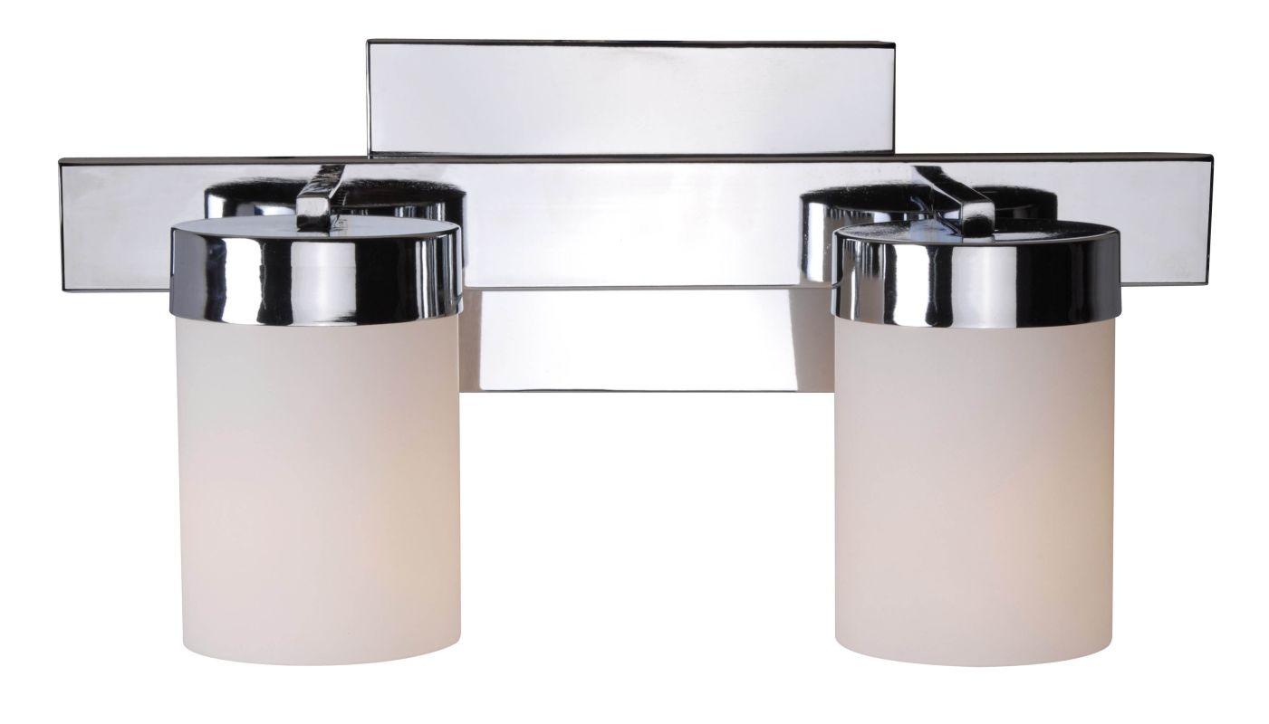 """Kenroy Home 93222 Eastlake 2 Light 17"""" Wide Bathroom Vanity with"""