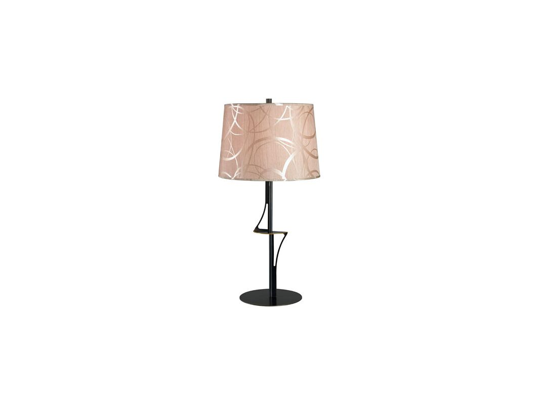 Kenroy Home 32185 Spinner Single Light 28 Inch Table Lamp with Cut-Out