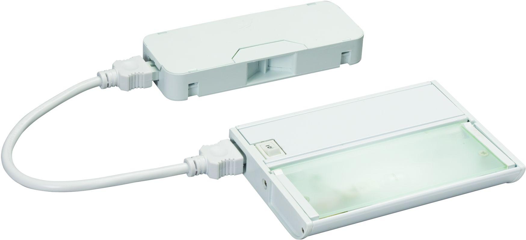 """Kichler 10568 TaskWork Modular 1 Light 7"""" Under Cabinet Light Starter"""
