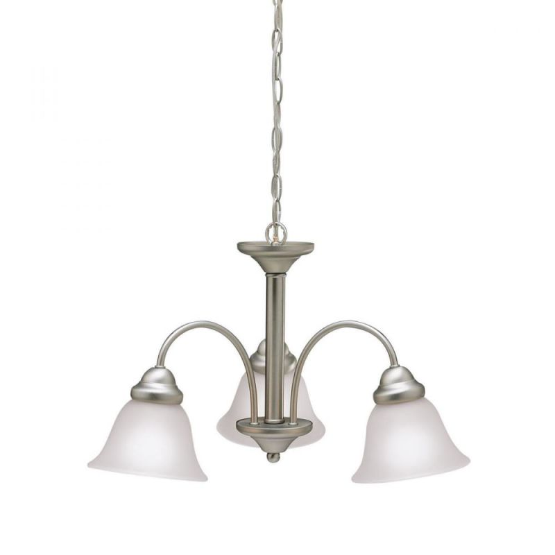 Kichler 3293A Wynberg Single-Tier Chandelier with 3 Lights - 72""