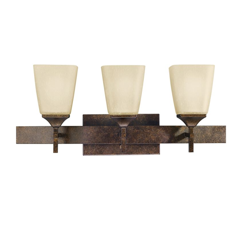 "Kichler 5316 Souldern 23.5"" Wide 3-Bulb Bathroom Lighting Fixture"