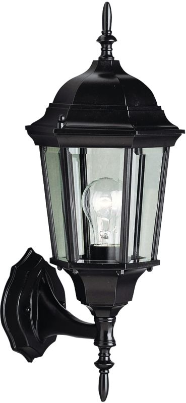 "Kichler 9654 Madison Single Light 23"" Tall Outdoor Wall Sconce with"