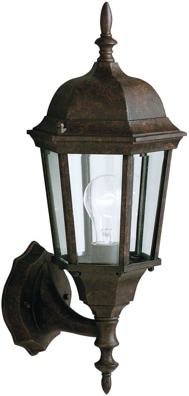 """Kichler 9654 Madison Single Light 23"""" Tall Outdoor Wall Sconce with"""