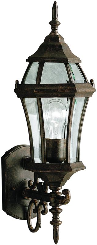 """Kichler 9790 Townhouse Collection 1 Light 22"""" Outdoor Wall Light"""