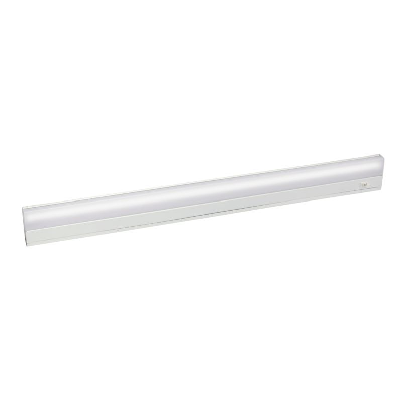 "Kichler 10043 TaskWork Direct Wire 34.5"" Fluorescent Under Cabinet"