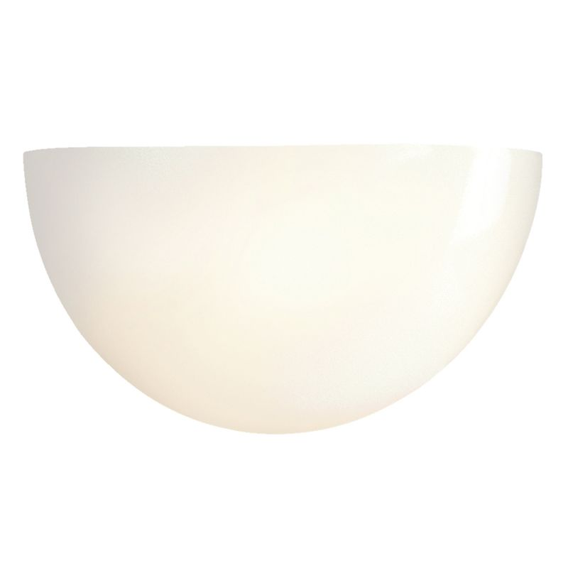 Kichler 10333 Modern Two Light Fluorescent Wall Washer White Indoor