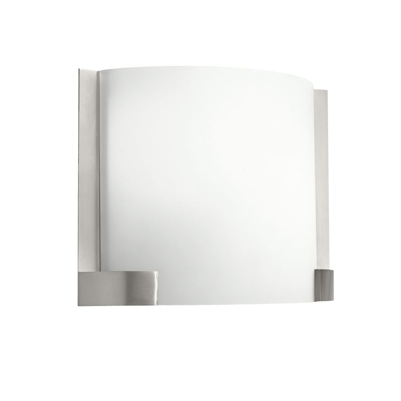 "Kichler 10620 Modern 2 Light 13"" Fluorescent Wall Sconce from the Nobu"