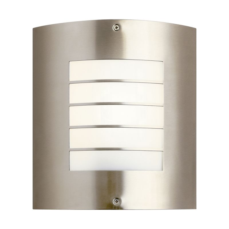 Kichler 10640NI Brushed Nickel Contemporary Newport Wall Sconce