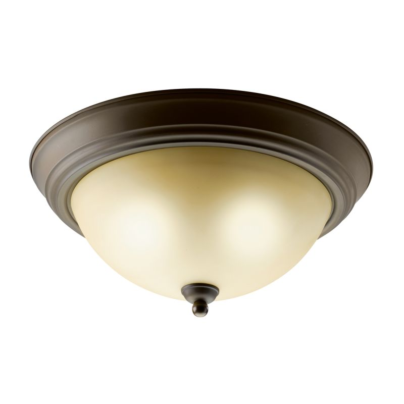 Kichler 10836 Senna 2 Light Flush Mount Indoor Ceiling Fixture Olde