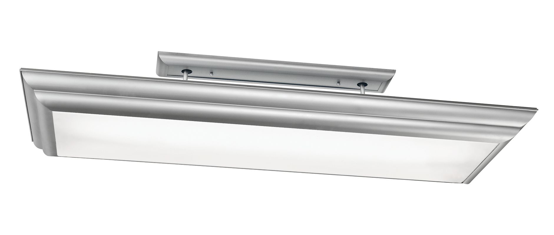 Kichler 10847 4 Light Fluorescent Linear Ceiling Fixture from the Sale $470.00 ITEM: bci1738872 ID#:10847SI UPC: 783927342957 :