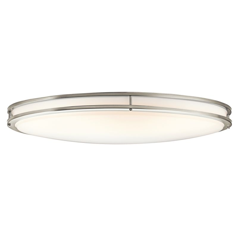 Kichler 10879NI Brushed Nickel Contemporary Verve Ceiling Light
