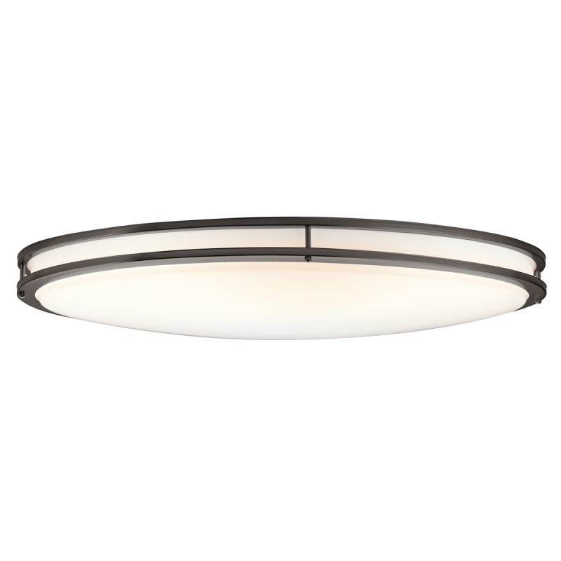 Kichler 10879OZ Olde Bronze Contemporary Verve Ceiling Light