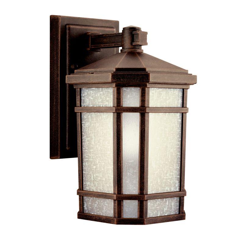 "Kichler 11017 Cameron 1 Light 11"" Energy Efficient Fluorescent Outdoor"