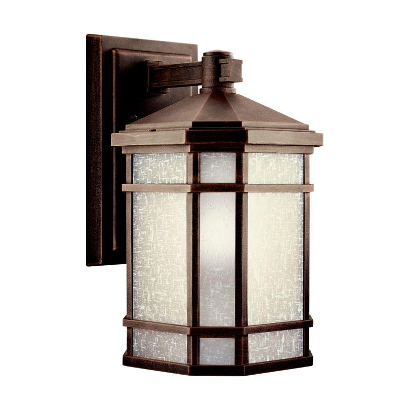 "Kichler 11018 Cameron 1 Light 14"" Energy Efficient Fluorescent Outdoor"