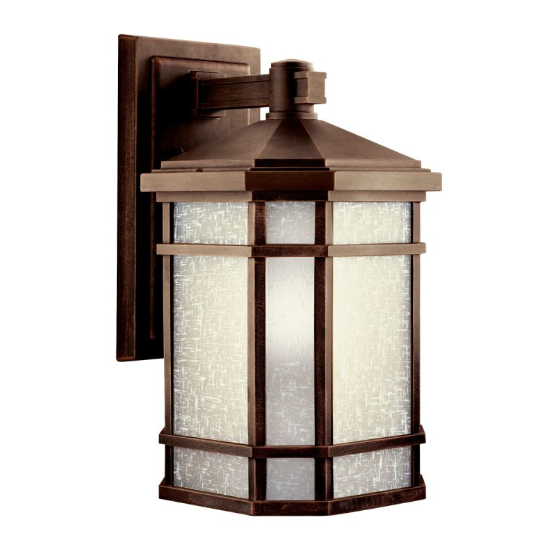 "Kichler 11019 Cameron 1 Light 18"" Energy Efficient Fluorescent Outdoor"