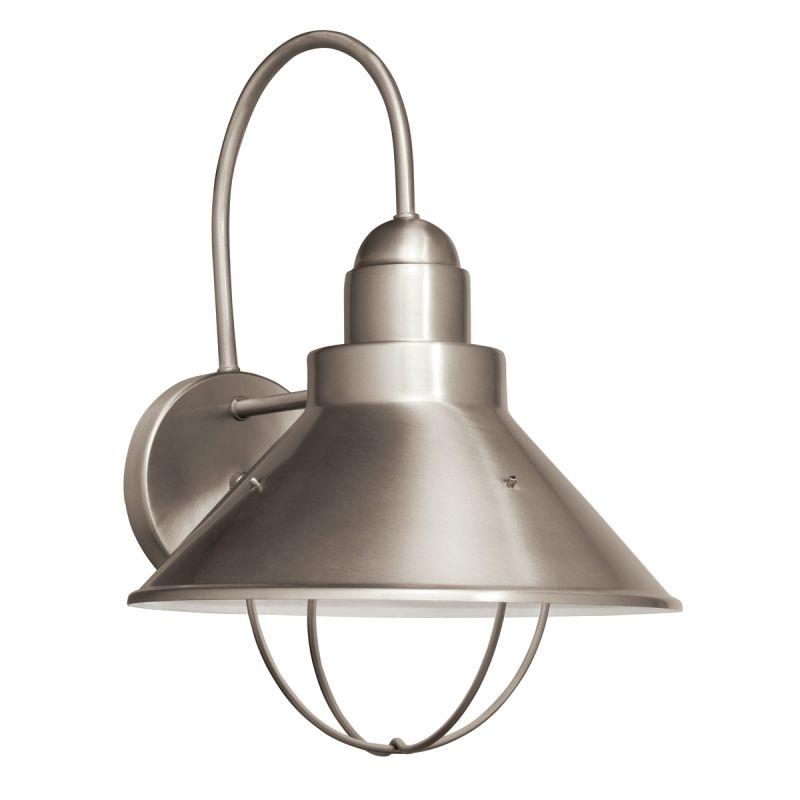 "Kichler 11099 Seaside 1 Light 14"" Energy Efficient Fluorescent Outdoor"