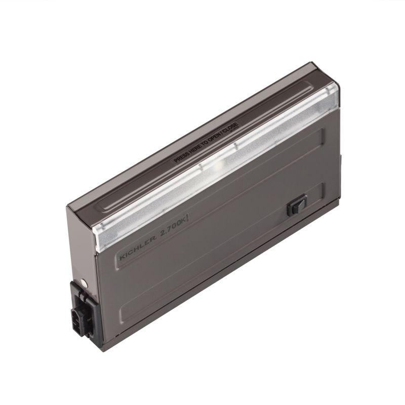 """Kichler 1206527 Design Pro LED 2700K 7"""" Interconnect Under Cabinet"""