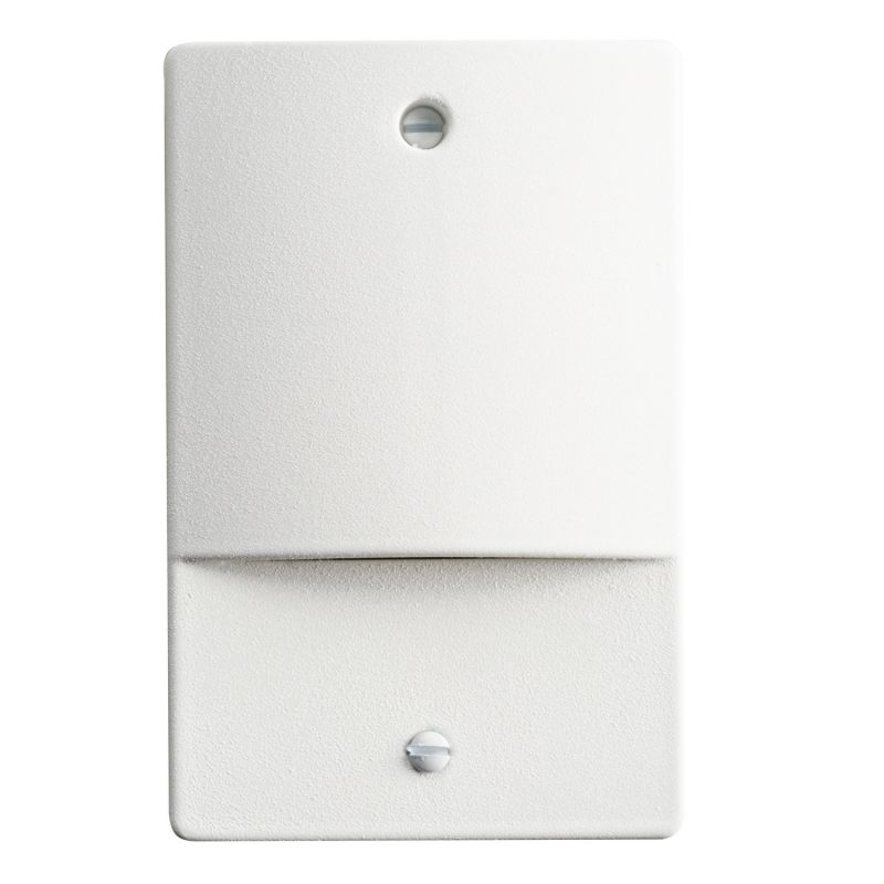 Kichler 12666 Step and Hall 120v 4 Light Indoor Step Light White