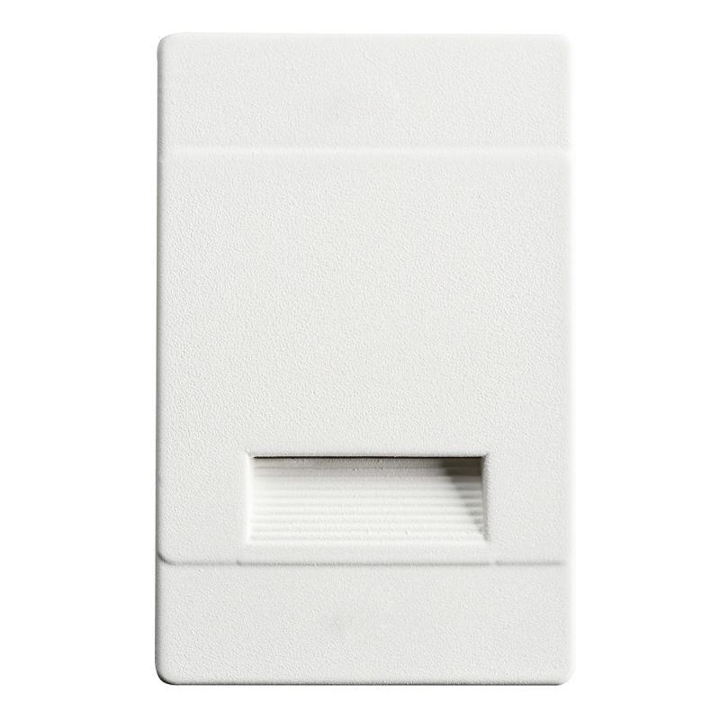 Kichler 12678 Step and Hall 5.36 Watt LED Indoor Step Light White