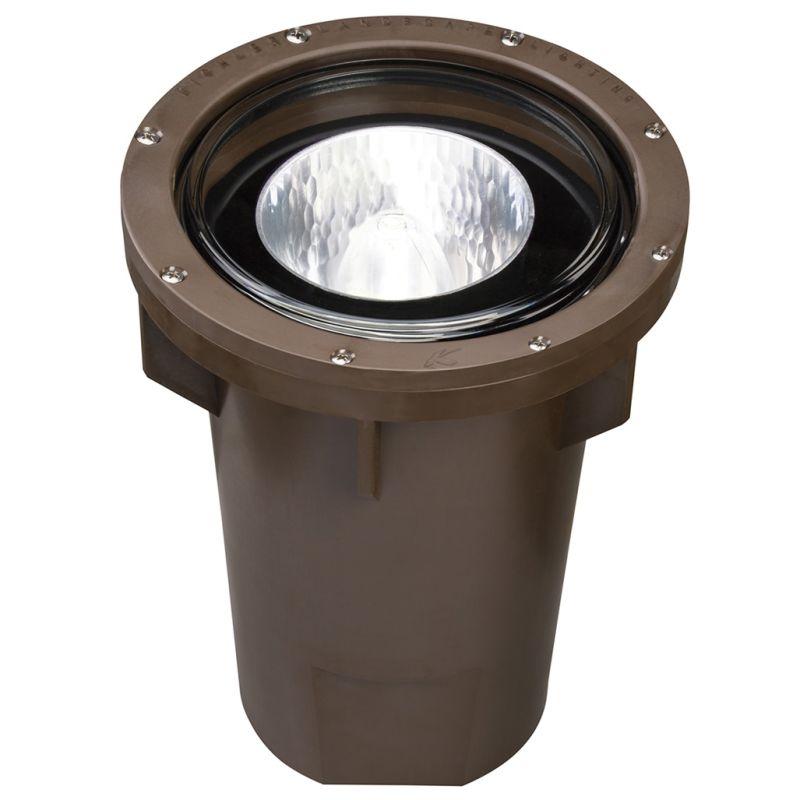 Kichler 15266 In-Ground Well Light for PAR30 Metal Halide Lamps - Quad