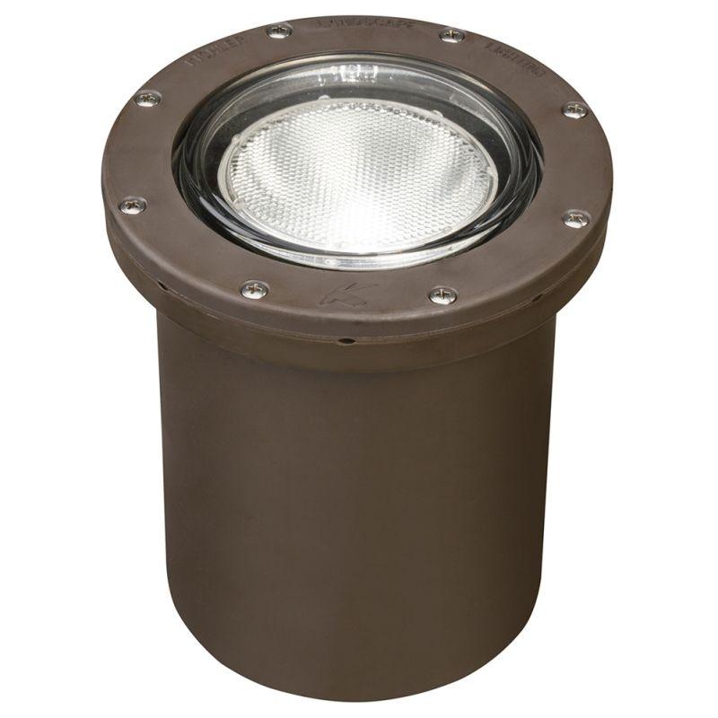 Kichler 15268 In-Ground Well Light for PAR20 or PAR30 Lamps