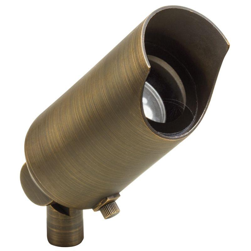 "Kichler 15384 3"" Mini Accent Light for 50W MR16 Lamps Centennial Brass"