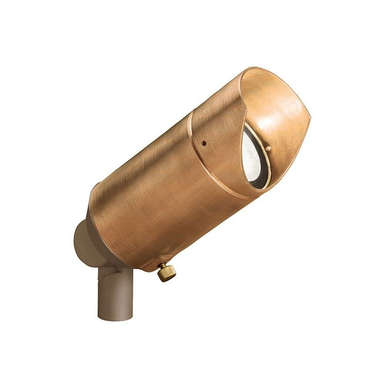 Kichler 15384CO Copper Contemporary Cast Brass Landscape Light Sale $153.40 ITEM: bci842082 ID#:15384CO UPC: 783927220965 :