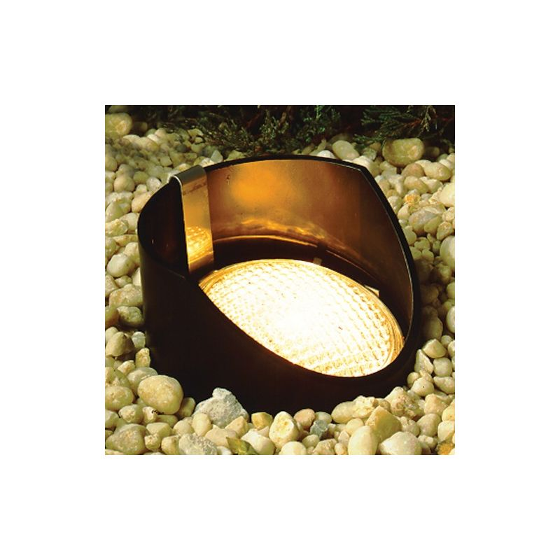 Kichler 15388 In-Ground Well Light with Reversible Housing for PAR36
