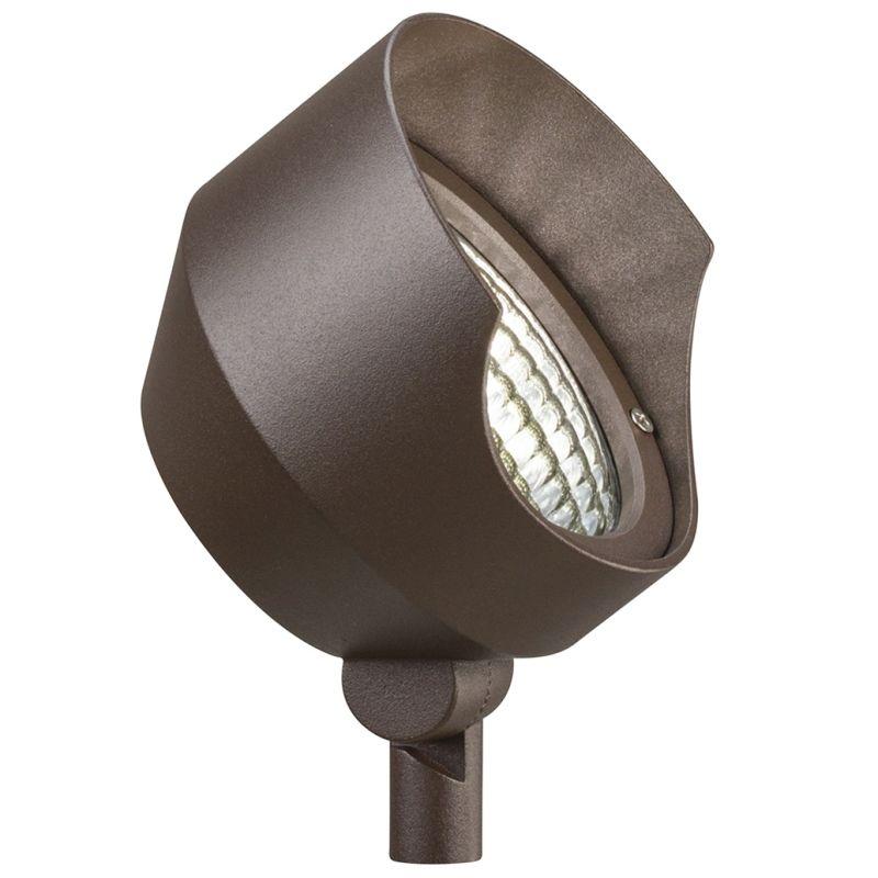 """Kichler 15390 5"""" Compact Accent Light for 50W PAR36 Lamps Textured"""