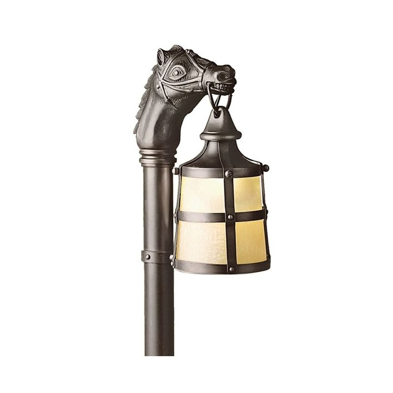 "Kichler 15393 Kentucky 27"" Xenon Path Lantern Olde Bronze Outdoor"