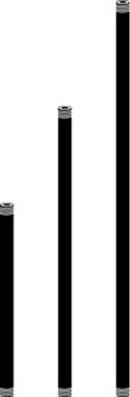 "Kichler 15656 12"" x 3/4"" Mounting Stems for Kichler Landscape Fixtures"