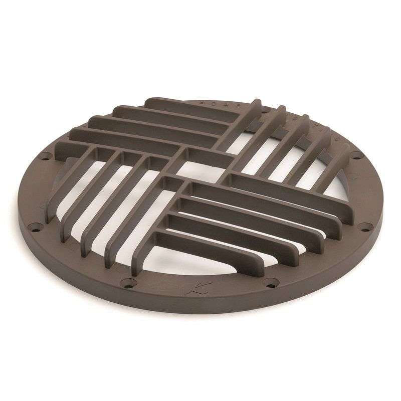 Kichler 15688 Rock Guard for Kichler HID Well Lights Architectural