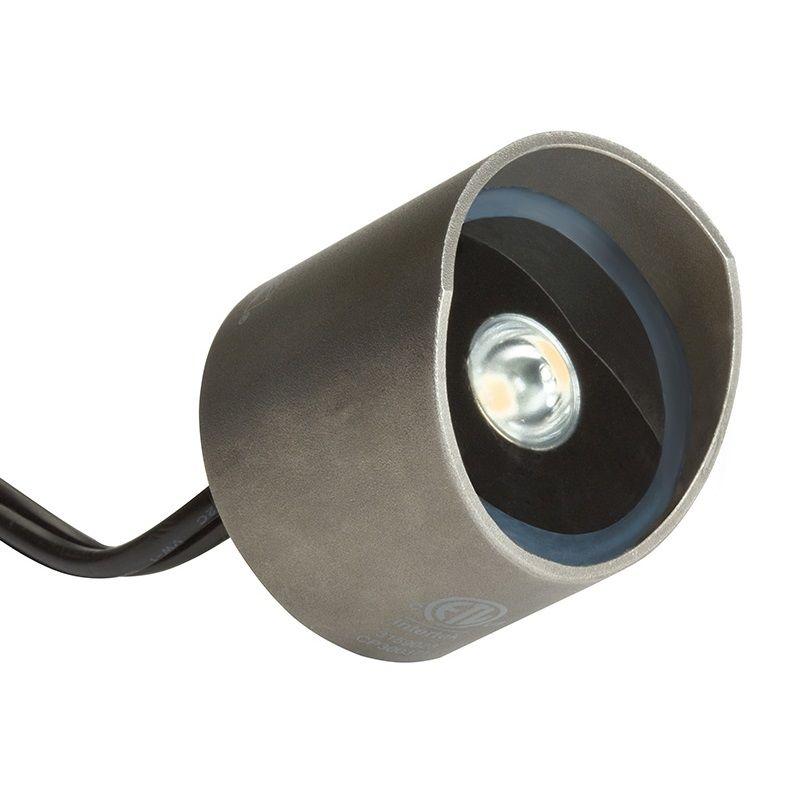 Kichler 15711 LED Underwater Mini Accent Light - 3000K Stainless Steel