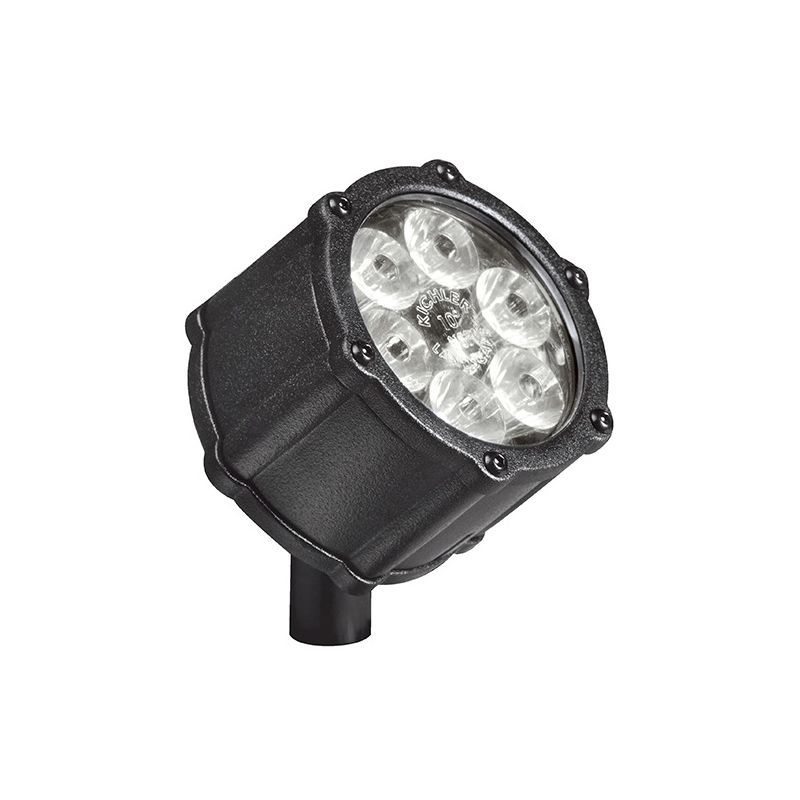 Kichler 15741 8.5W LED Accent Light - 3000K - 10 Degree Narrow Beam