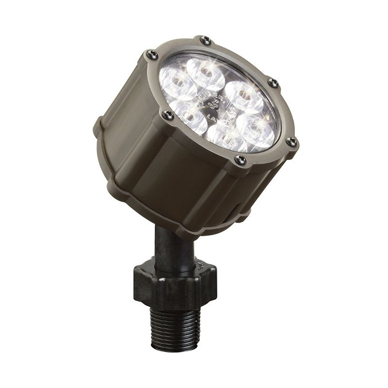 Kichler 15742 8.5W LED Accent Light - 3000K - 35 Degree Flood Beam