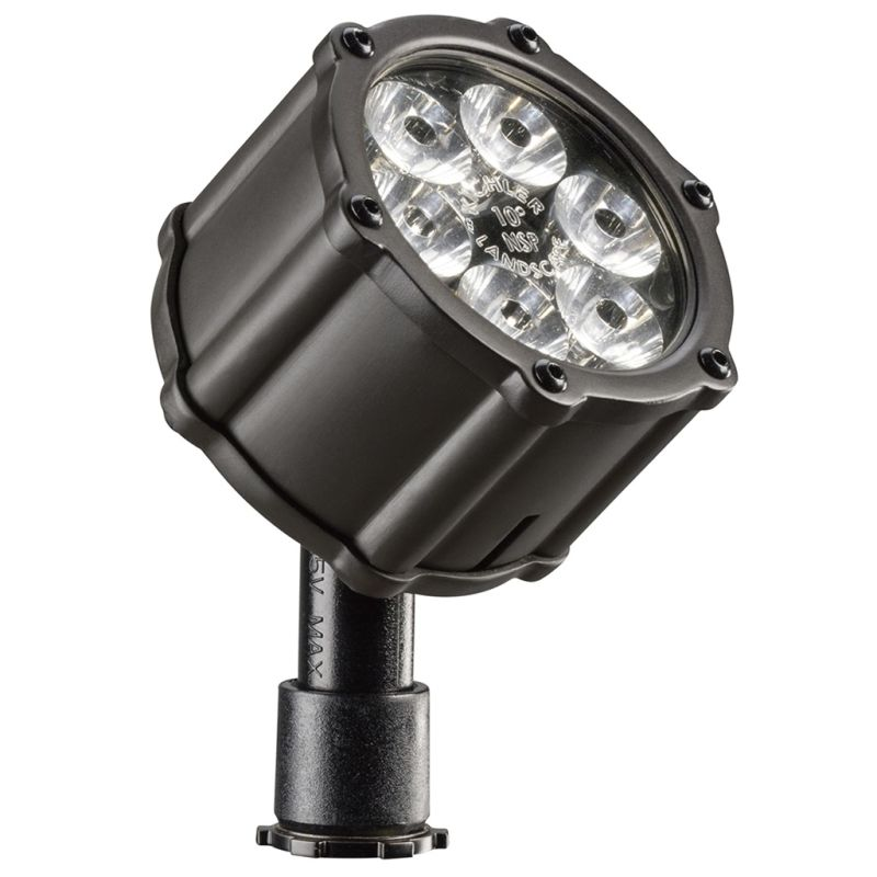 Kichler 15743 8.5W LED Accent Light - 3000K - 60 Degree Wide Flood