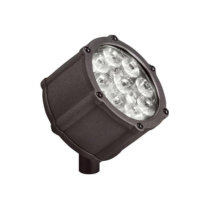 Kichler 15752 12.4W LED Accent Light - 3000K - 35 Degree Flood Beam